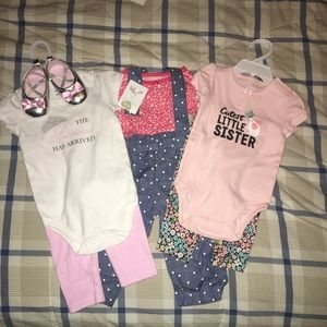 6 Month Outfits